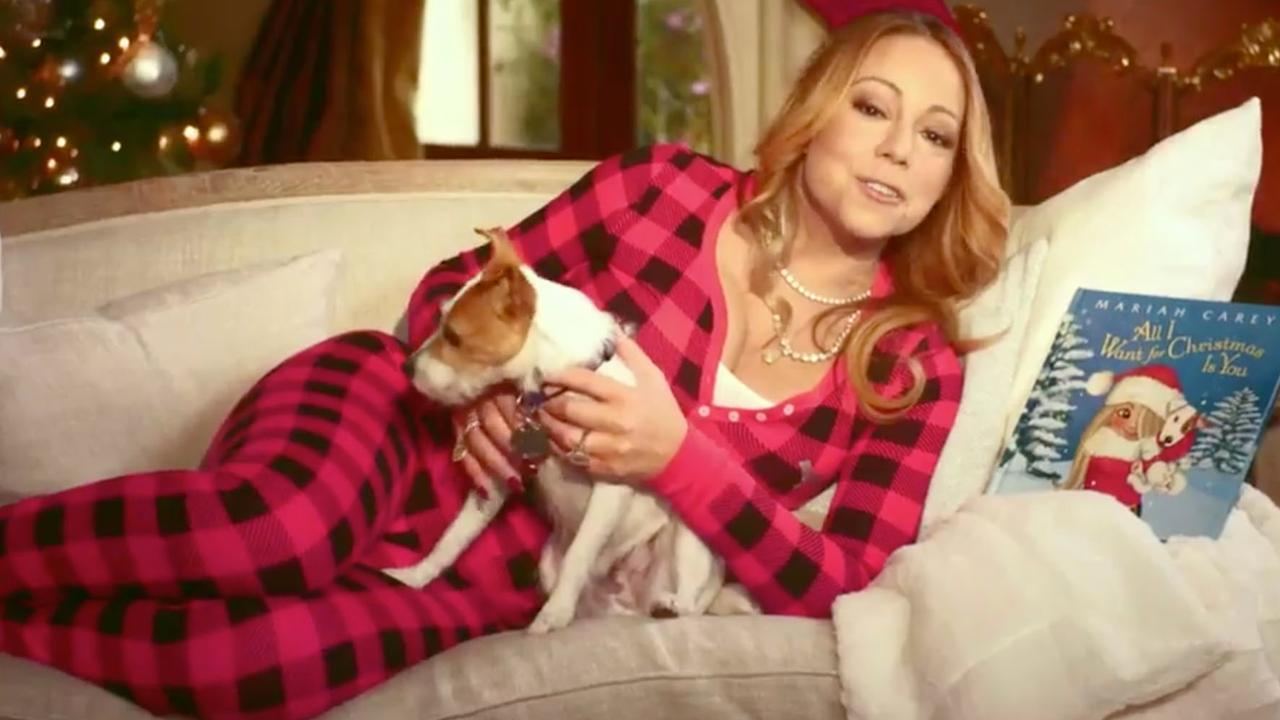 Mariah Carey kondigt 'All I want for Christmas'-film aan
