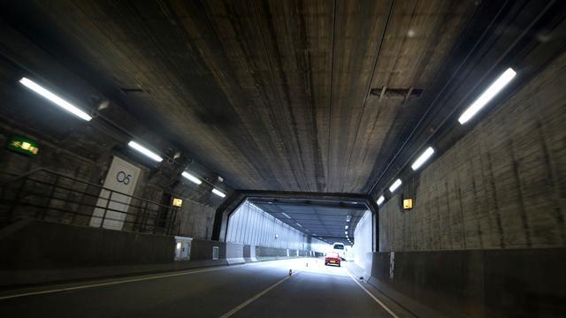 IJ-tunnel gaat na zes weken onderhoud weer open