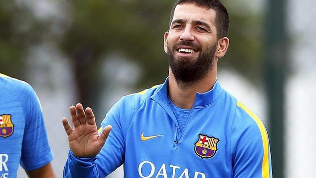 FC Barcelona nog zonder Turan en Vidal tegen Espanyol