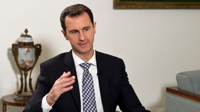 Syrië onder voorwaarden akkoord met wapenstiltand