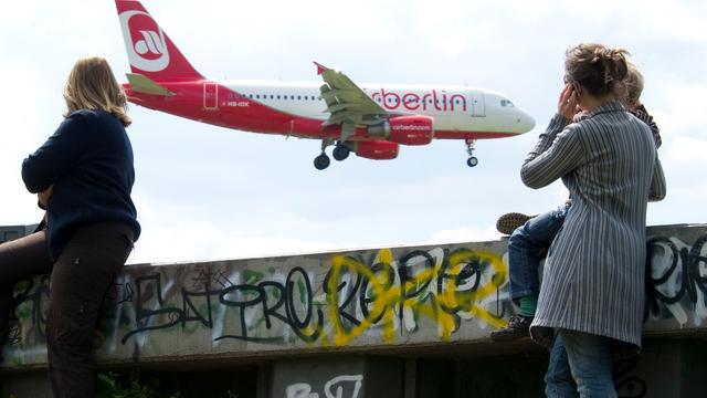 Air Berlin schrapt 1.200 banen in reorganisatie
