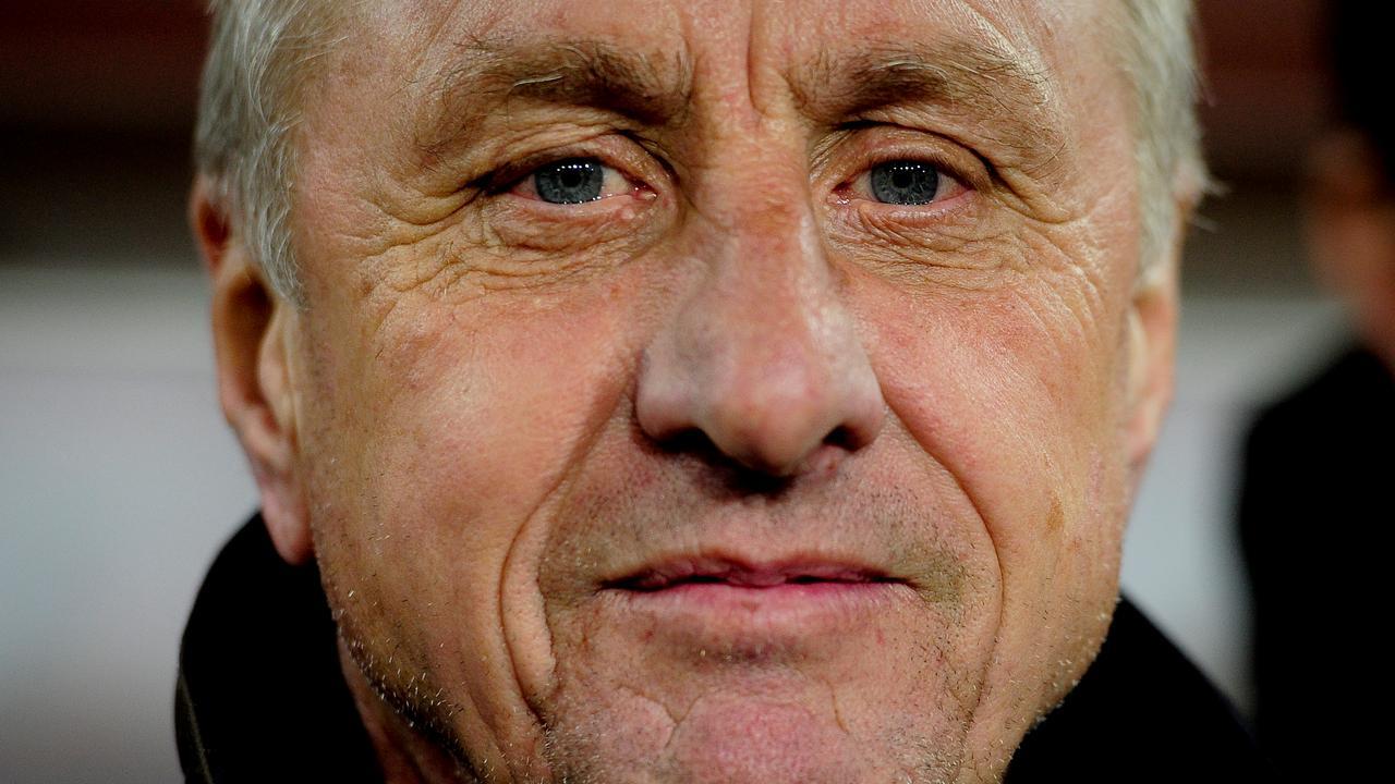Johan Cruijff (68) overleden