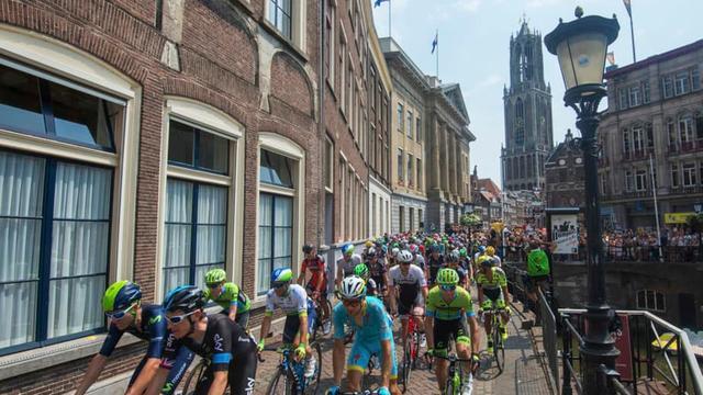 Utrecht in trek bij toeristen na Tourstart