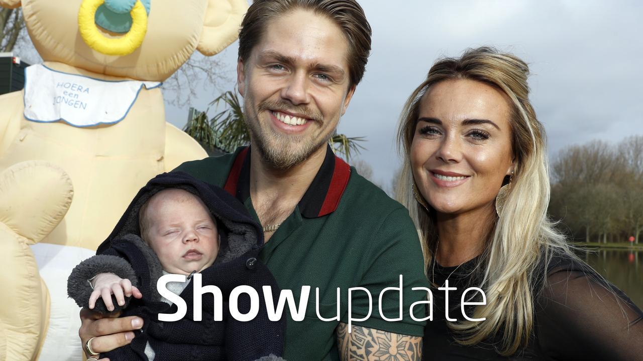 Show Update: André Hazes deelt zoet vader en zoon-moment