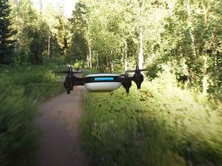 Drone heeft bereik van ruim 3 kilometer
