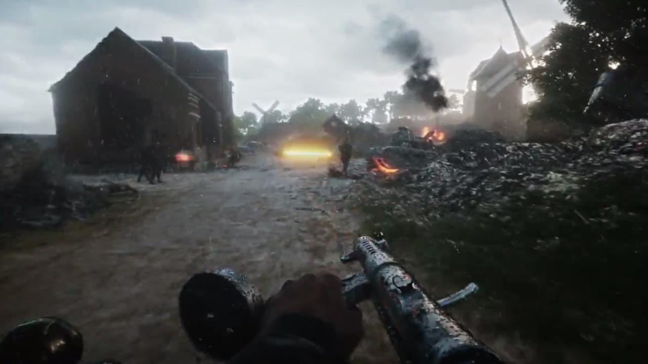 Eerste gameplaybeelden van Battlefield 1 onthuld