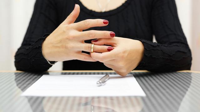 Kans op duurzaam huwelijk steeds kleiner