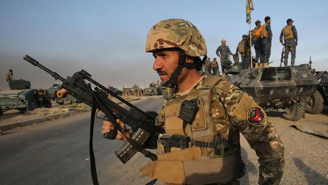 Gebied ten zuidoosten van Mosul ingenomen door Iraaks leger