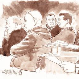 Verdachte douanier Gerrit G. bedreigd door criminelen
