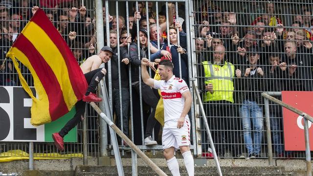 Bekijk de samenvatting van VVV-Venlo-Go Ahead Eagles
