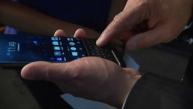 Blackberry brengt in 2016 alleen Android-telefoons uit