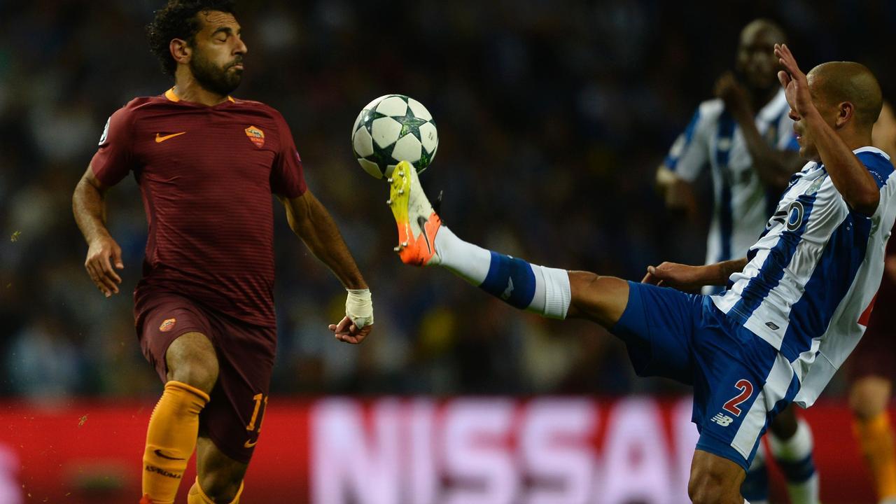 Hoogtepunten heenwedstrijd FC Porto-AS Roma (1-1)