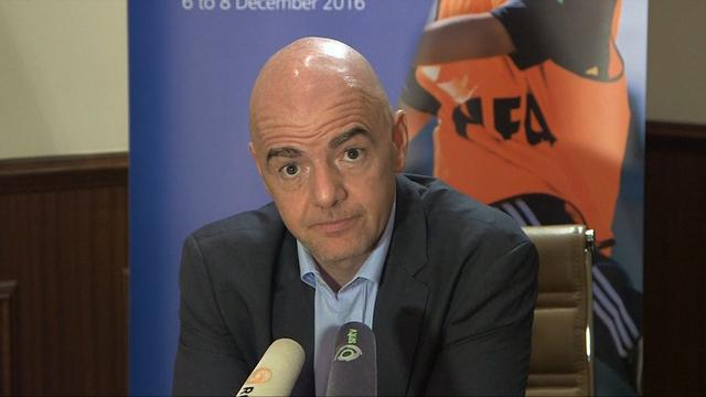 FIFA-voorzitter: 'Geen ergere dingen in het leven dan kindermisbruik'