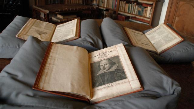 'First Folio' van Shakespeare ontdekt op Schots eiland