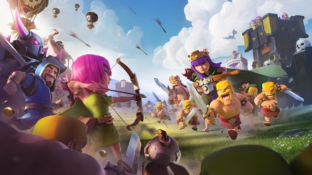 'Chinese techgigant Tencent wil Clash of Clans-maker overnemen'