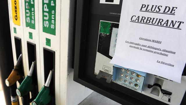 Vrachtwagenchauffeurs geen last van Franse brandstofschaarste