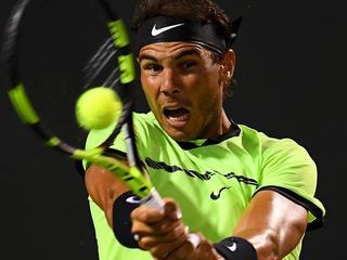 Spanjaard wacht in eindstrijd mogelijk confrontatie met Federer
