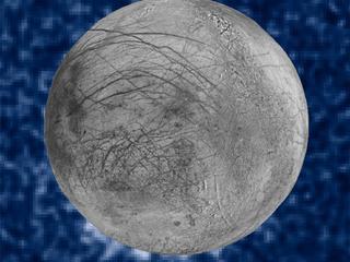 Het zou de tweede maan zijn binnen ons zonnestelsel met water