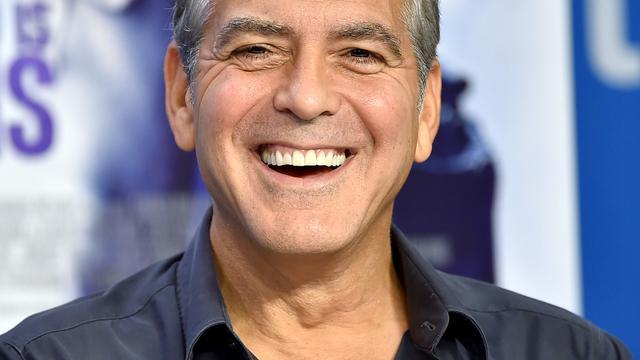 Vader van George Clooney zag tweeling voor het eerst via Skype