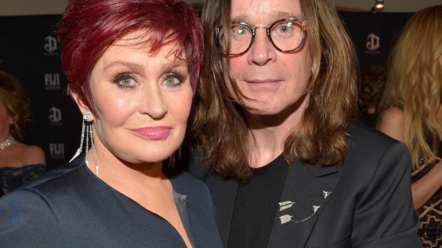 Sharon en Ozzy Osbourne niet uit elkaar