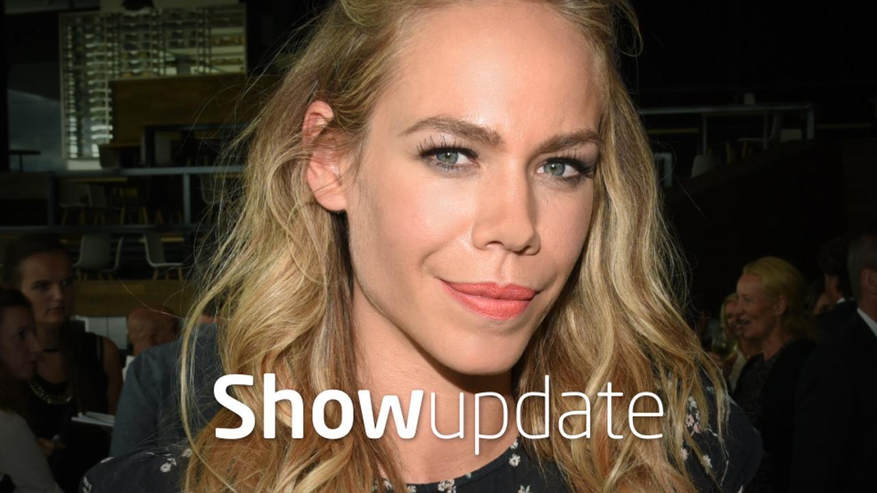 Show Update: Nicolette Kluijver in tranen om ziekte