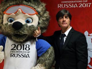 Gastland Rusland tegen Europees kampioen Portugal