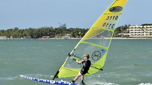 Dion van Laarhoven hoopt op Olympische Spelen in 2024