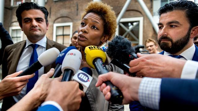 Sylvana Simons verlaat Denk en begint nieuwe partij