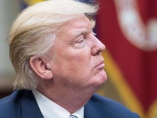 Amerikaanse president was niet eerder zelf onderwerp van onderzoek