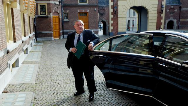 Partijtop VVD weer in beraad over zaak-Keizer