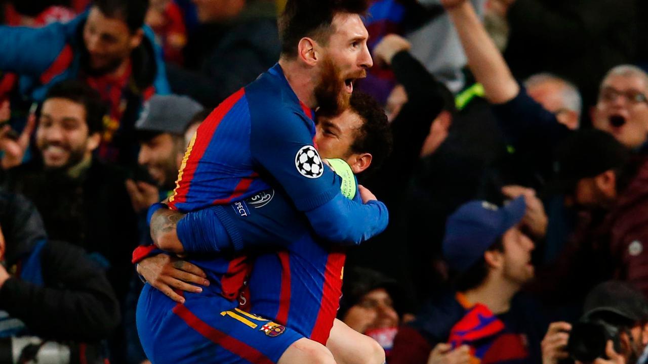 Samenvatting: Barcelona toch door na historische 6-1 zege op PSG