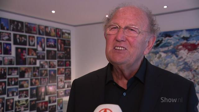 Joop van den Ende viert 75e verjaardag in New York