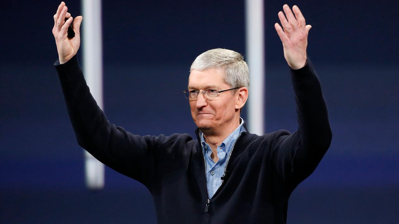 Apple-directeur Tim Cook over Steve Jobs