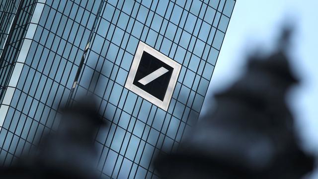 Deutsche Bank boekt winst tegen verwachtingen in