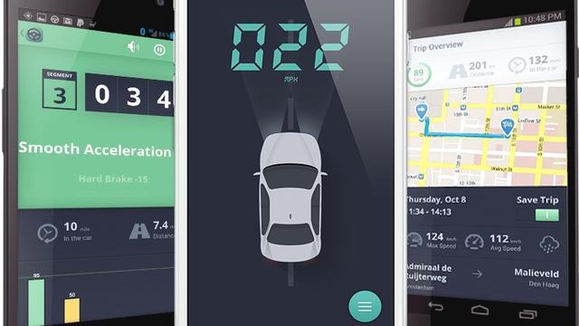 Score uit Nederlandse rijgedrag-app geeft korting op verzekering