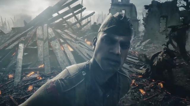 Gameplaybeelden Battlefield 1