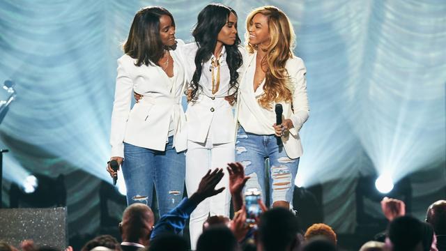 Destiny's Child praat nooit over mogelijke reünie