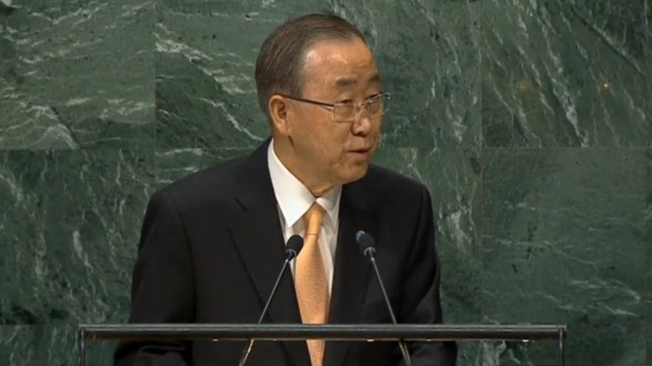Secretaris-generaal VN noemt aanvallers konvooi Rode Kruis lafaards