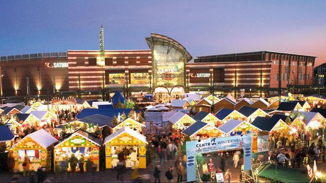 Dagje kerstmarkt in Oberhausen voor 23 euro
