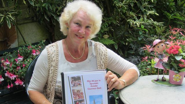 Anneke Couvreur stond 46 jaar voor klas in Sprundel