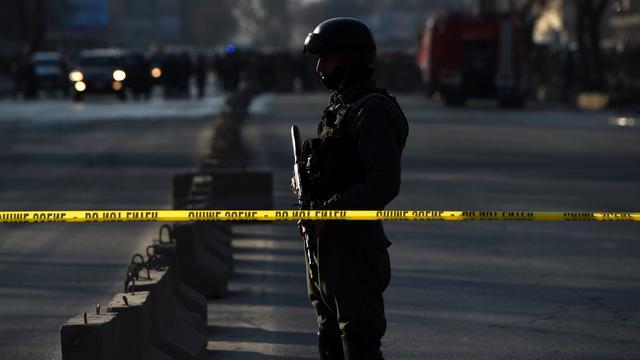 Zelfmoordaanslag in Kabul eist meerdere levens