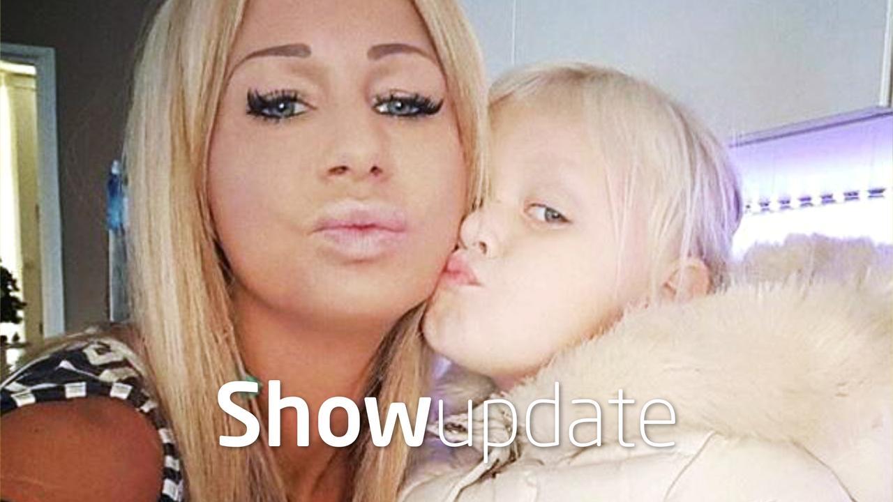 Show Update: Barbie leeft mee met dochter