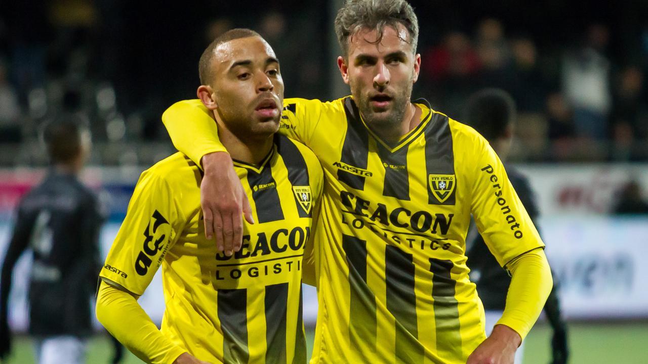 Samenvatting VVV Venlo-RKC Waalwijk (4-0)