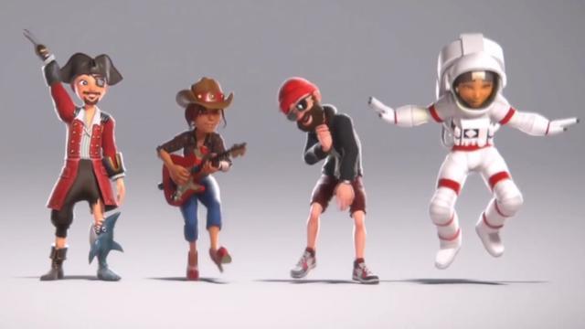 Xbox Live-avatars krijgen make-over