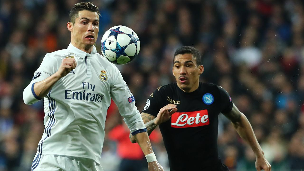 Samenvatting Real Madrid-Napoli (3-1)