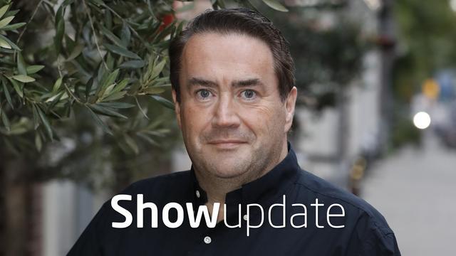 Show Update: Marc van der Linden valt 98 kilo af