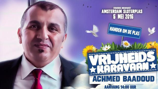 Baâdoud wil 'verbinding, diversiteit en vrijheid' vieren op 5 mei