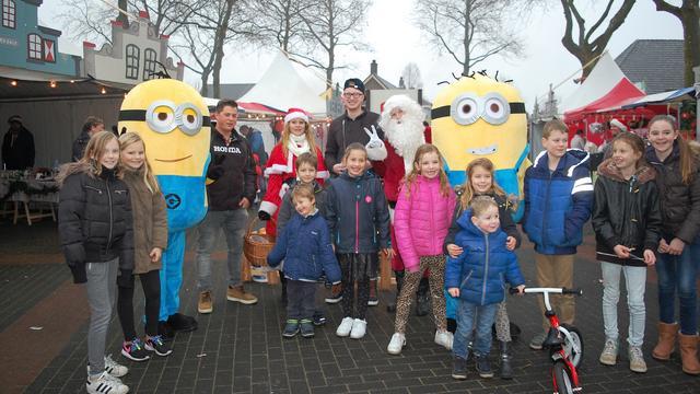 Kerstmarkt Heerl'k Kerst trekt bezoekers naar Heerle