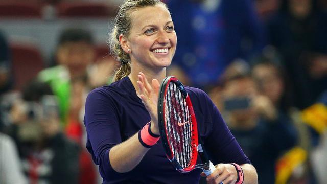 Kvitova hoopt op Roland Garros rentree te maken na steekpartij