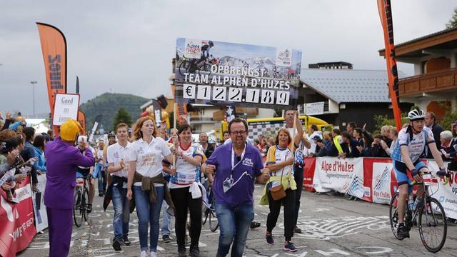 Team Alphen d'HuZes vertrekt zondag 29 mei